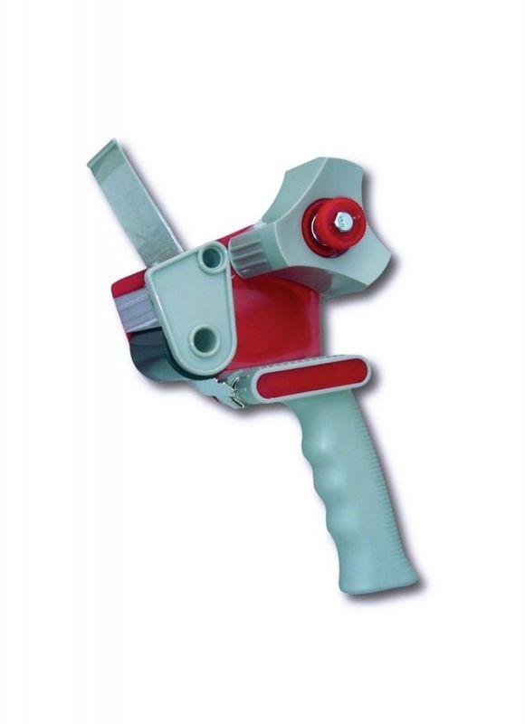 Dyspenser podajnik oklejarka do taśmy pakowej z chowanym ostrzem RM01251 Titanum 628881