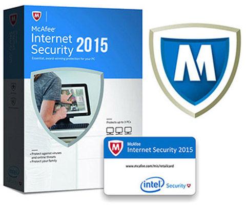 McAfee Internet Security 1PC 1Rok