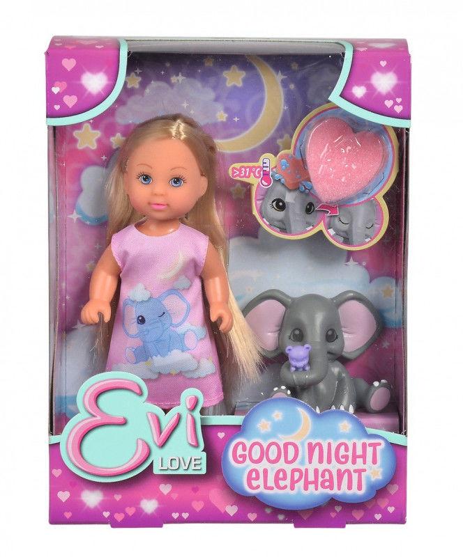 Lalka Evi Love Evi i jej magiczny słoń