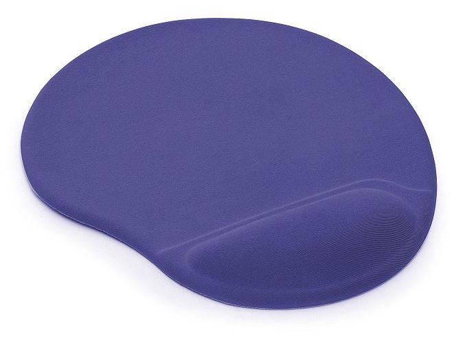 Podkładka pod mysz i nadgarstek TEA - kolor fioletowy