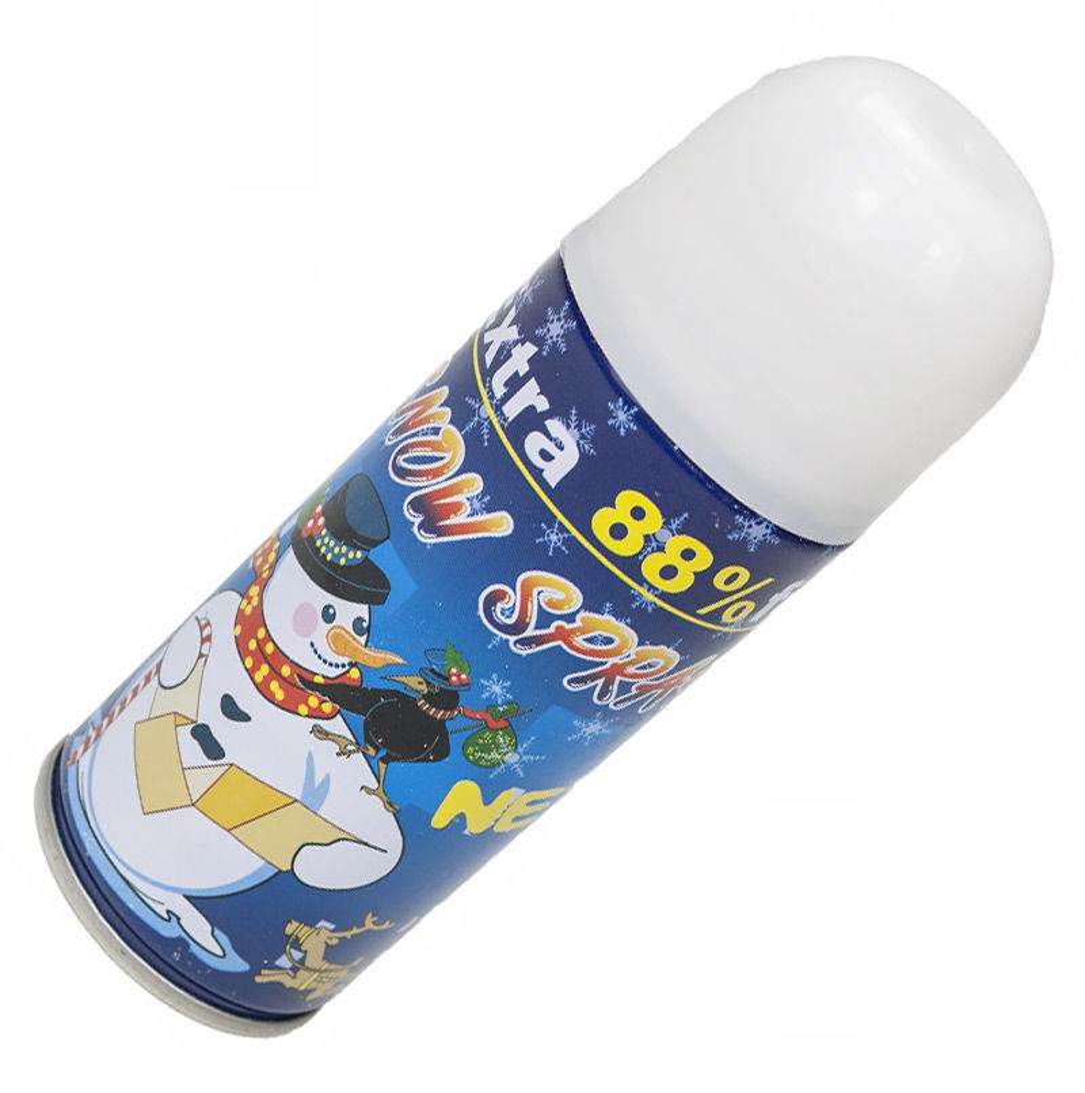 sztuczny śnieg w sprayu // 250 ml