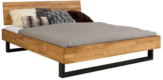 Łóżko dębowe FADO Classic Soolido Meble dębowe