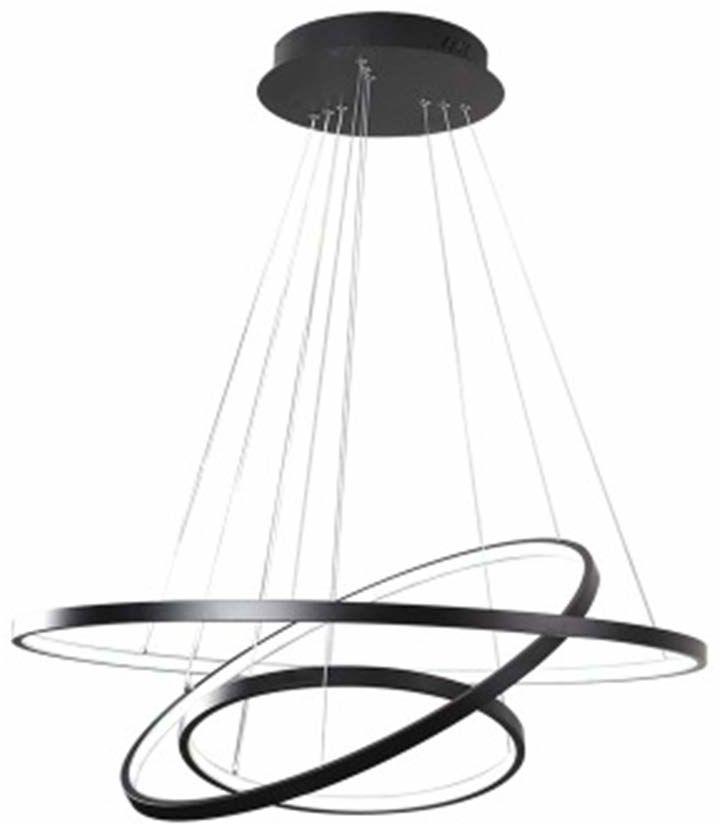 Lampa Ring LED 80x60x40 127Wat L055