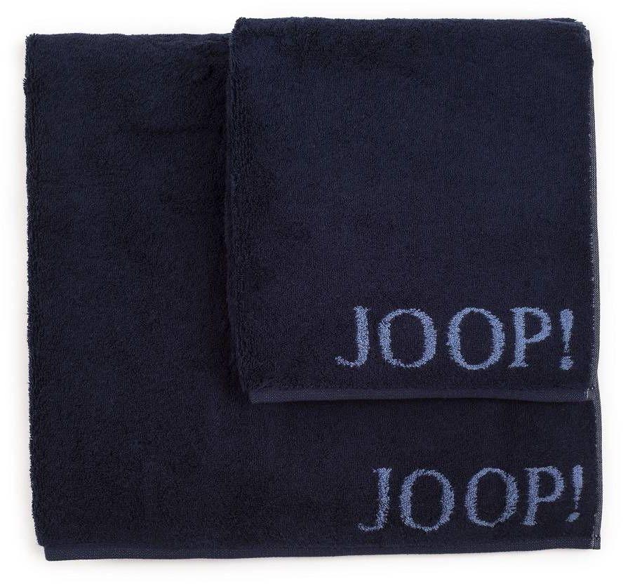 Ręcznik JOOP! Doubleface Classic Navy