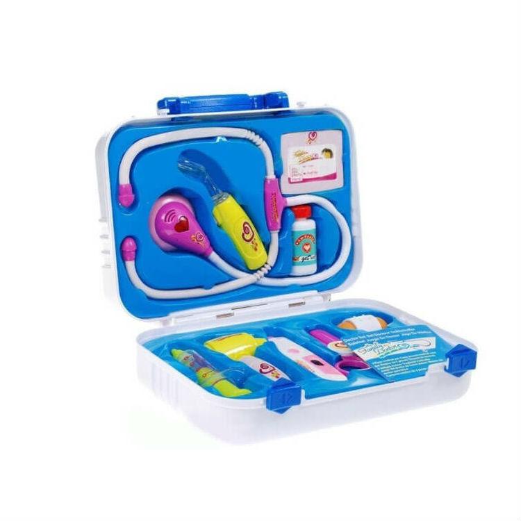 Zestaw małego Lekarza Doktora w walizce
