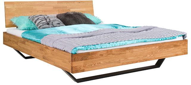 Łóżko dębowe VIGO Classic Soolido Meble dębowe