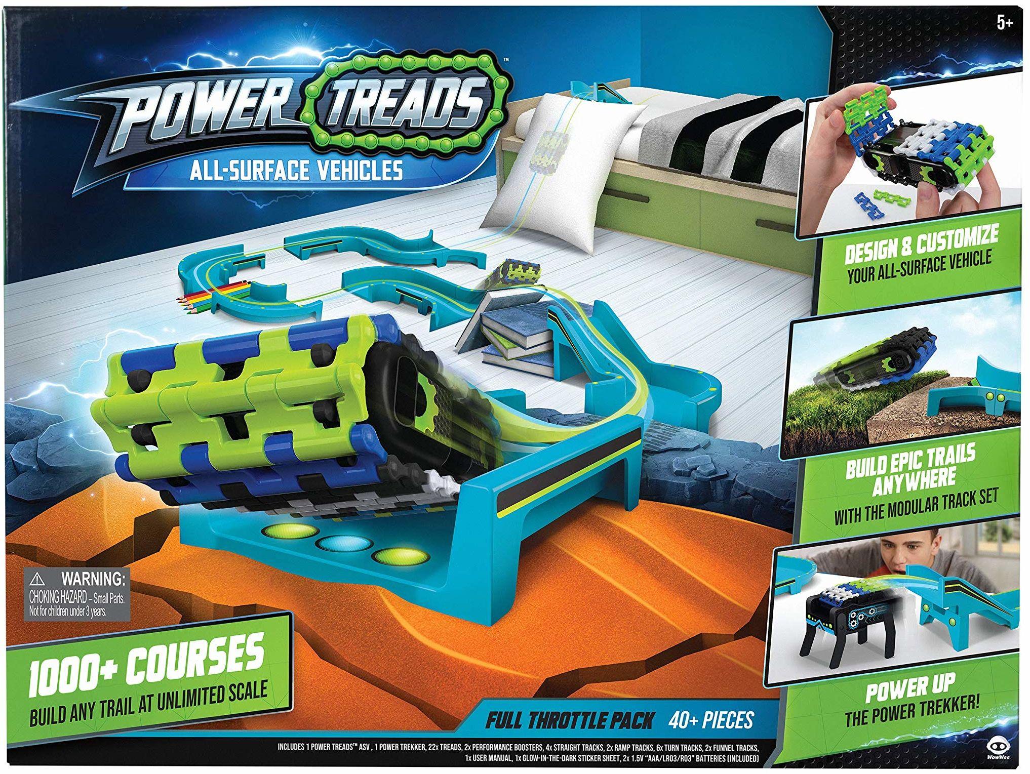 Wowwee- Redstring - Power Treads (5553)