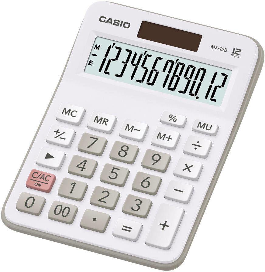 Kalkulator Casio MX-12B-WE 12-pozycyjny