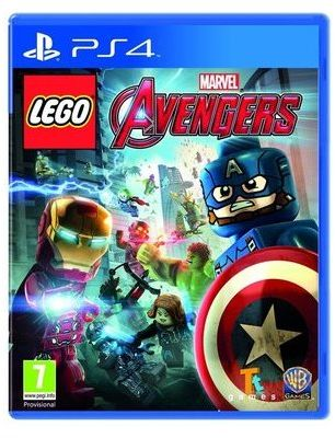 LEGO Marvel&#39,s Avengers (PS4). DOSTARCZAMY JESZCZE DZIŚ ZA 0 ZŁ NA ZAMÓWIENIA OD 199 ZŁ! DOGODNE RATY NIE CZEKAJ!