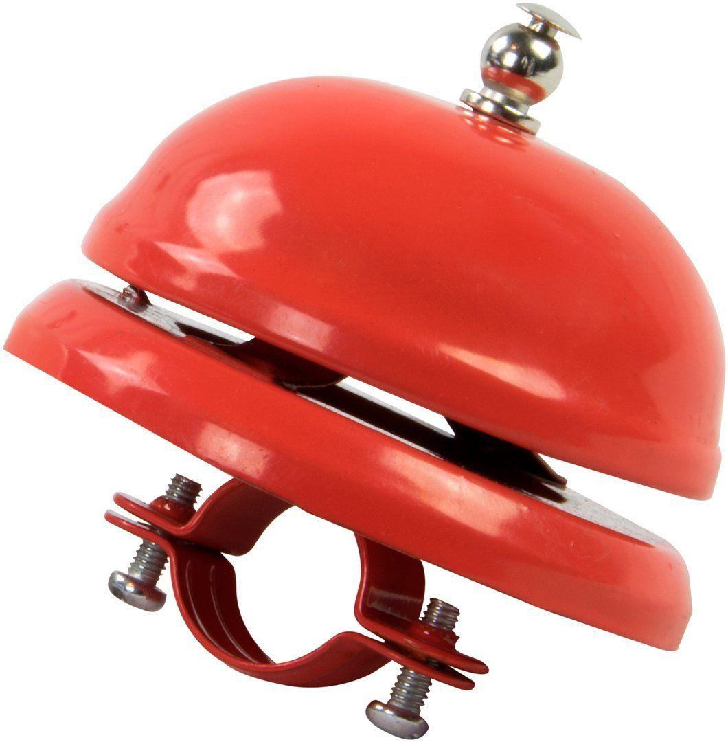 Duży dzwonek rowerowy Retro Dunlop