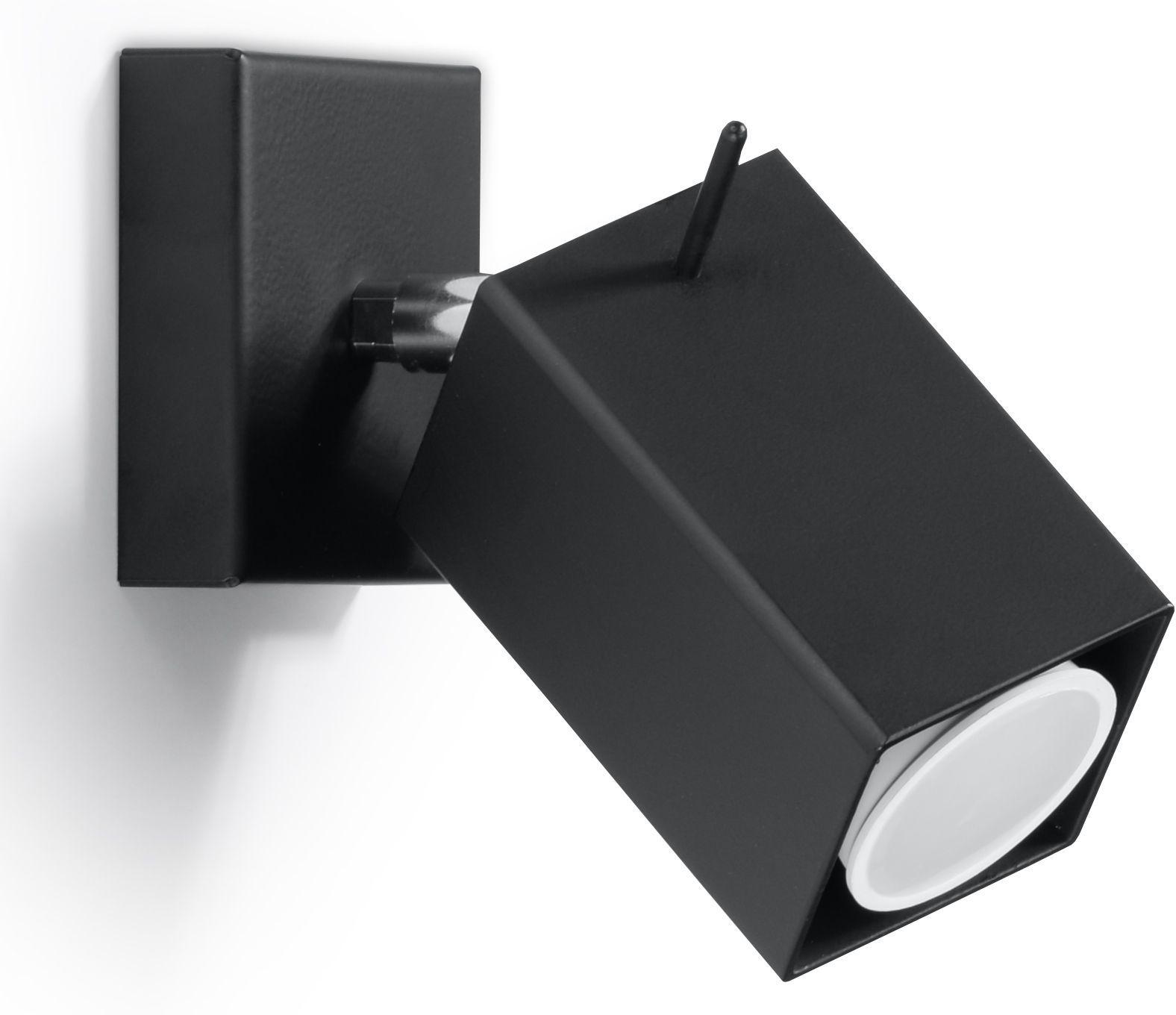 Kinkiet do kuchni LED E721-Merids - czarny