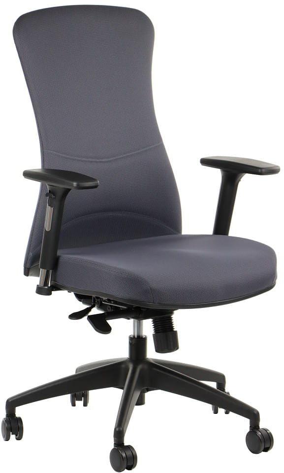 Fotel biurowy gabinetowy KENTON - krzesło biurowe obrotowe