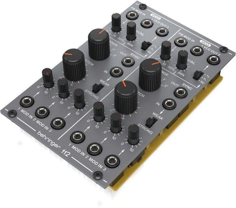 Behringer 112 DUAL VCO - moduł syntezatatora modularnego I Expresowa wysyłka I 30 dni na zwrot