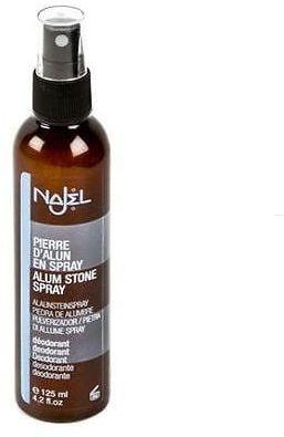 Ałun w Sprayu Naturalny Dezodorant NAJEL 125ml