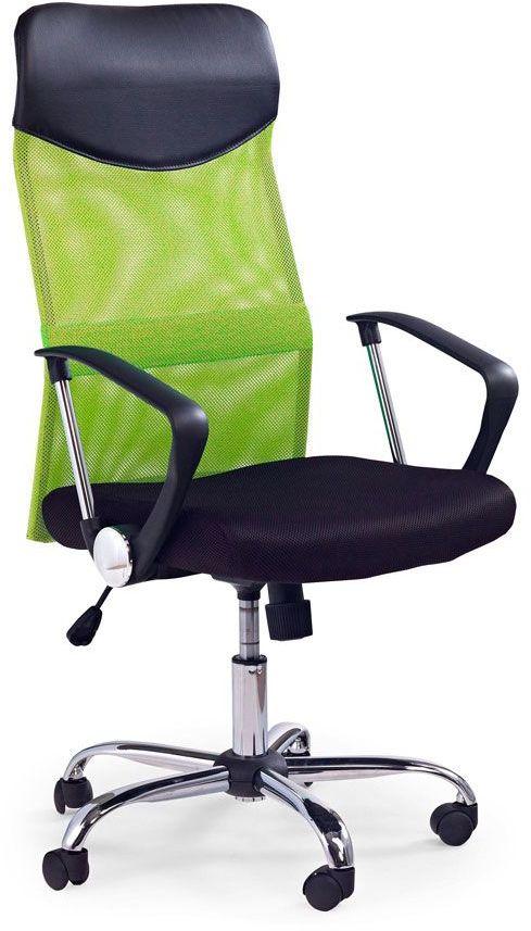 Fotel obrotowy Vespan - Zielony