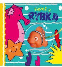 Kąpiel z rybką-książeczka do kąpieli