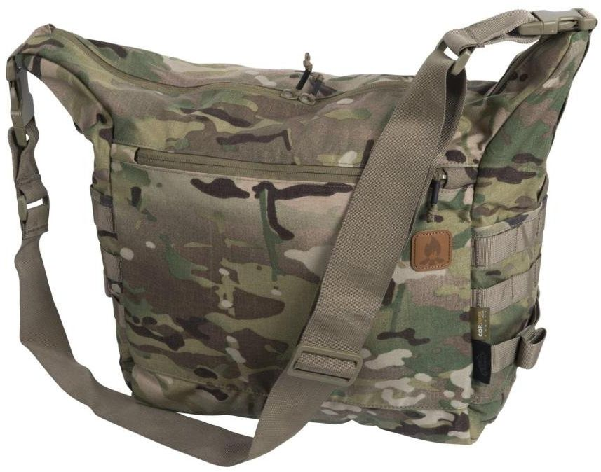 Sakwa Helikon BUSHCRAFT SATCHEL - MultiCam (TB-BST-CD-34)