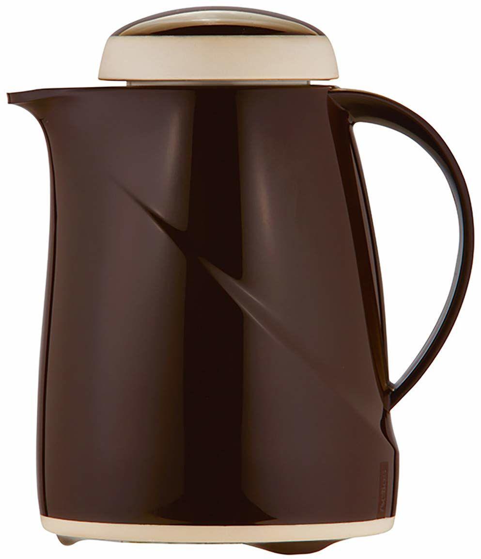 Helios Wave dzbanek izolacyjny z tworzywa sztucznego, cappuccino, 0,3 litra