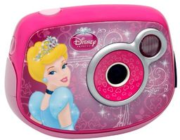 Lexibook Disney Princess aparat cyfrowy z lampą błyskową