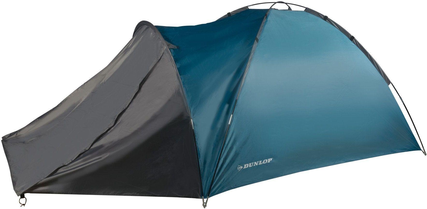 Namiot iglo 4osobowy z przedsionkiem Dunlop