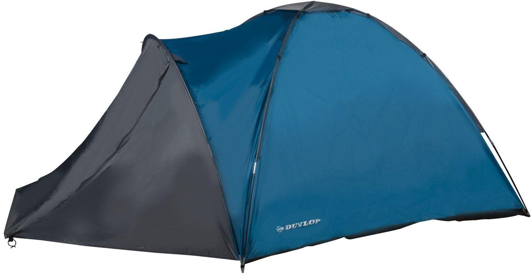 Namiot iglo 3osobowy z przedsionkiem Dunlop