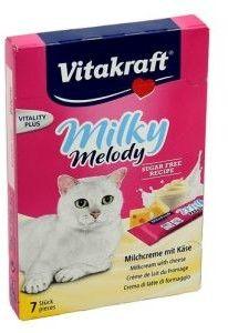 Vitakraft Cat Milky Melody z serem 70g