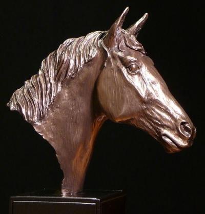 Głowa konia Genesis prezent dla dziadka