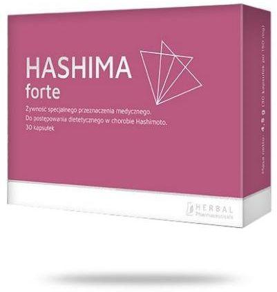 Hashima Forte 30 kapsułek