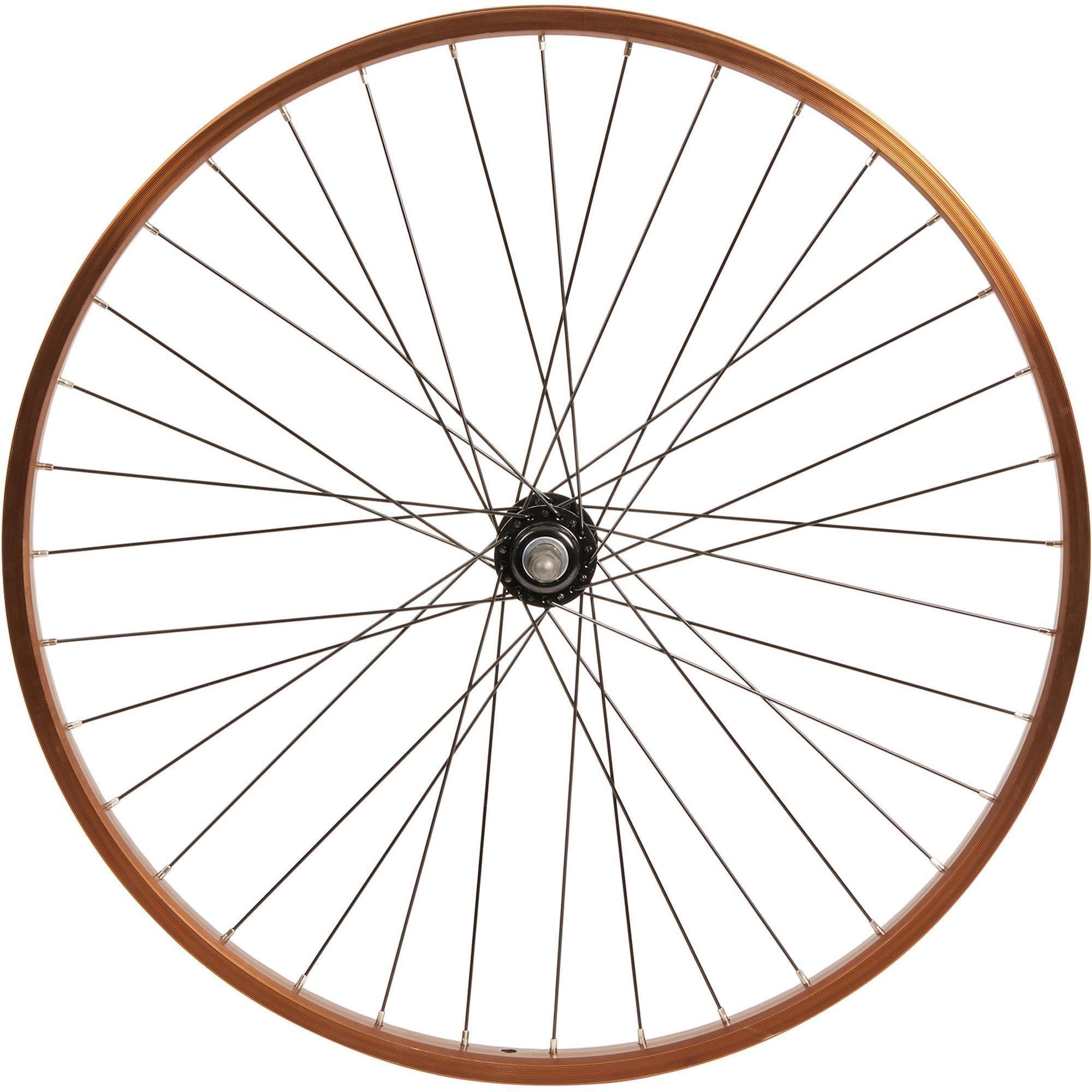 """Koło do roweru dziecięcego Cruiser 26"""" przednie jednokomorowe"""
