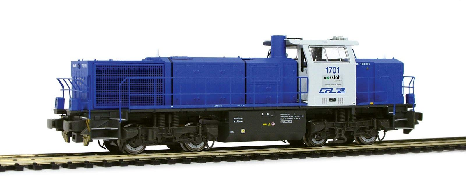 MEHANO T860 G1700 CFL-AC DIGITAL pojazd