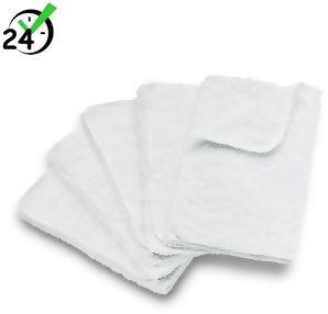 Ściereczki podłogowe frotte (5szt) do SC 1, SC 2, SC 3, Ściereczki frotte 5 sztuk, Karcher