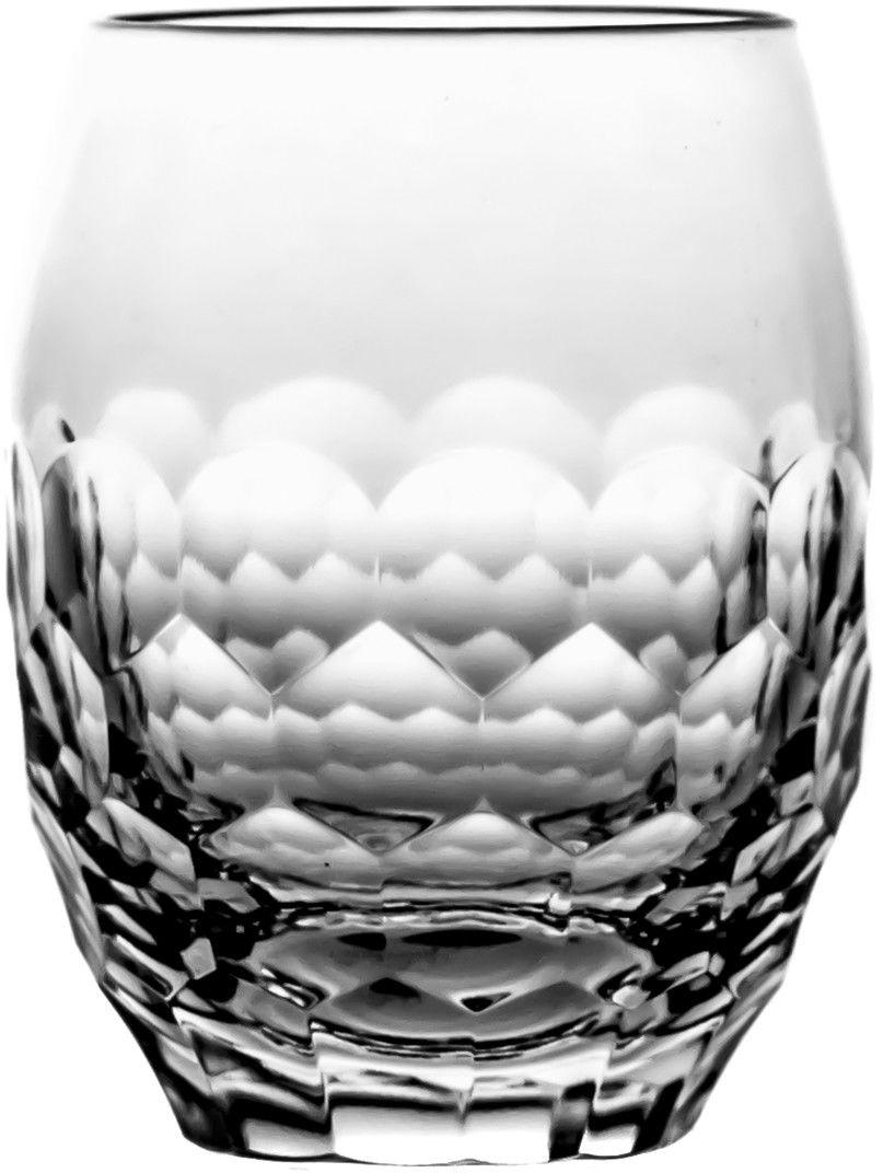 Kieliszki do wódki kryształowe 6 sztuk Polski Stół (08749)