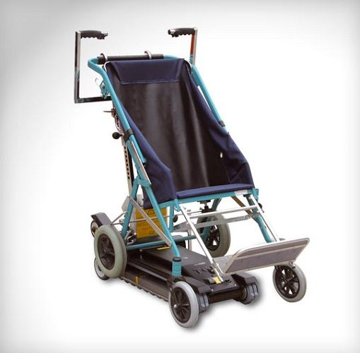 Schodołaz gąsienicowy do wózków spacerowych (TGR JOLLY JUNIOR 2)