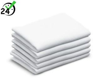 Ściereczki podłogowe frotte (5szt), do SC 1, SC 2, SC 3, Karcher