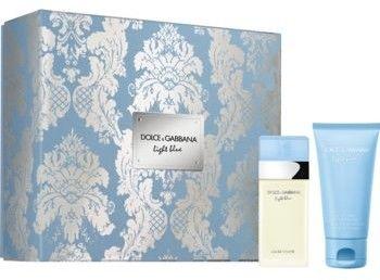 Dolce & Gabbana Light Blue zestaw upominkowy III. dla kobiet