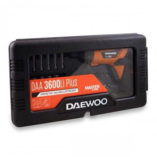 Wkrętak klucz akumulatorowy DAEWOO DAA 3600Li Plus