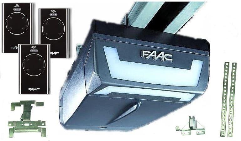 FAAC D700 3x Pilot z paskiem