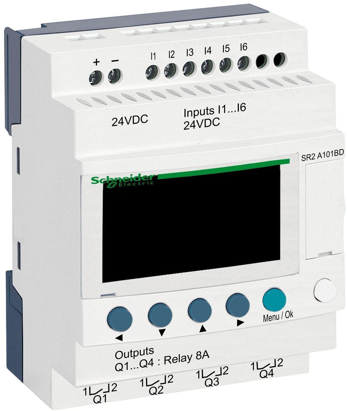 SR2A101BD Przekaźnik programowalny Zelio Logic