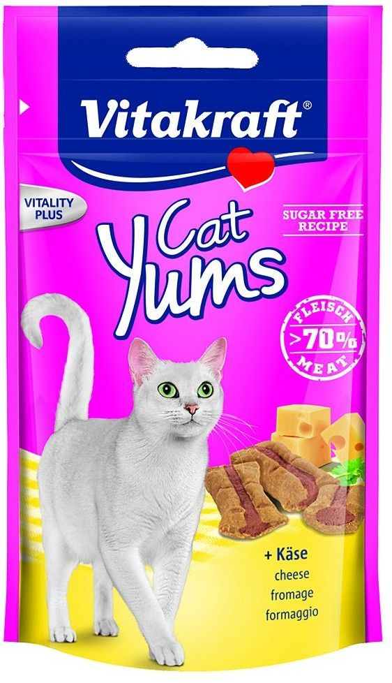 Vitakraft Cat Yums z Serem 40g