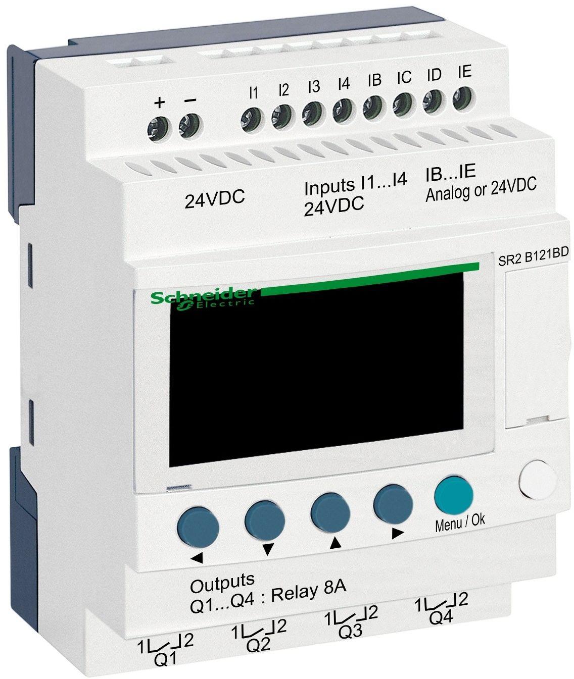 SR2B121BD Przekaźnik programowalny Zelio Logic