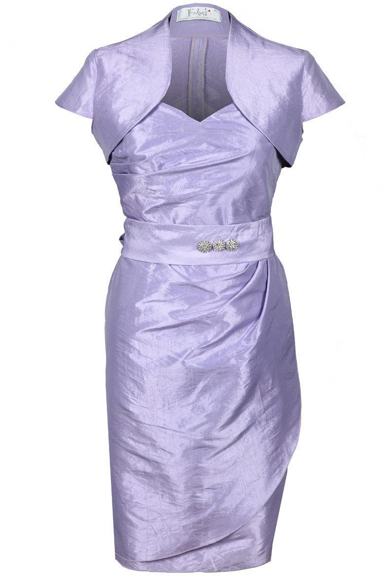 Sukienka FSU179 FIOLETOWY