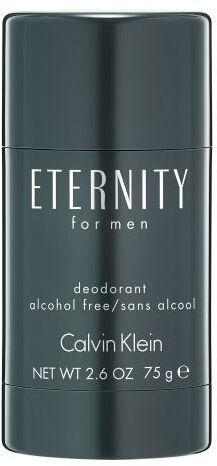 Calvin Klein Eternity For Men dezodorant 75 ml dla mężczyzn