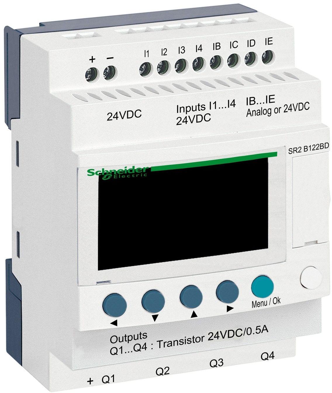 SR2B122BD Przekaźnik programowalny Zelio Logic