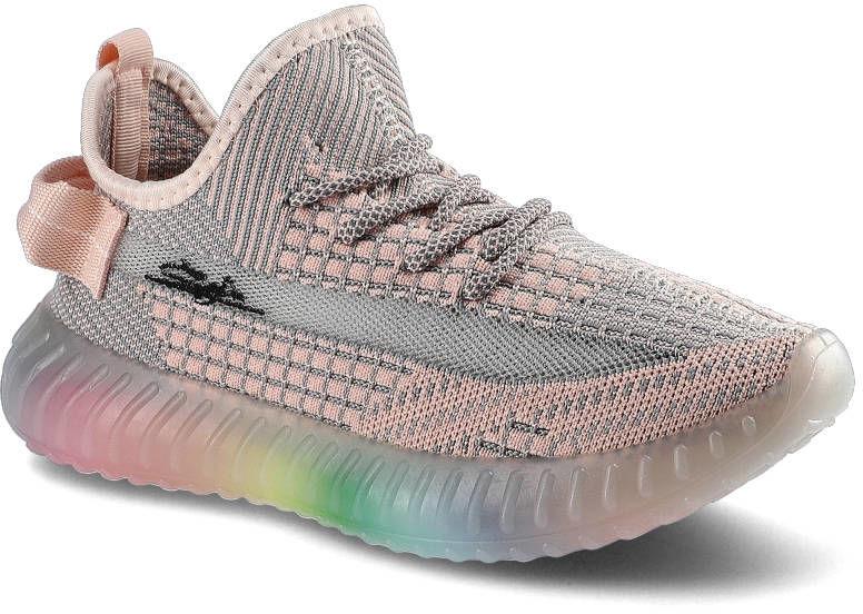 Sneakersy ARTIKER 48C1371 Różowy