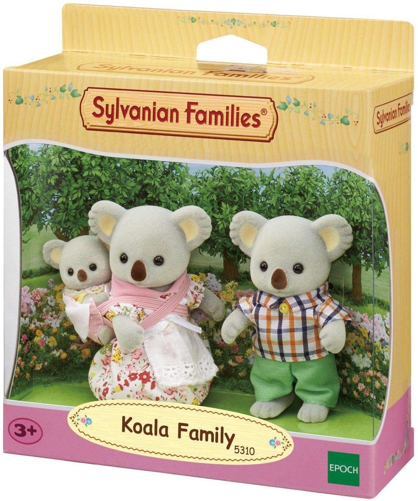 Sylvanian Families, 5310, rodzina koala