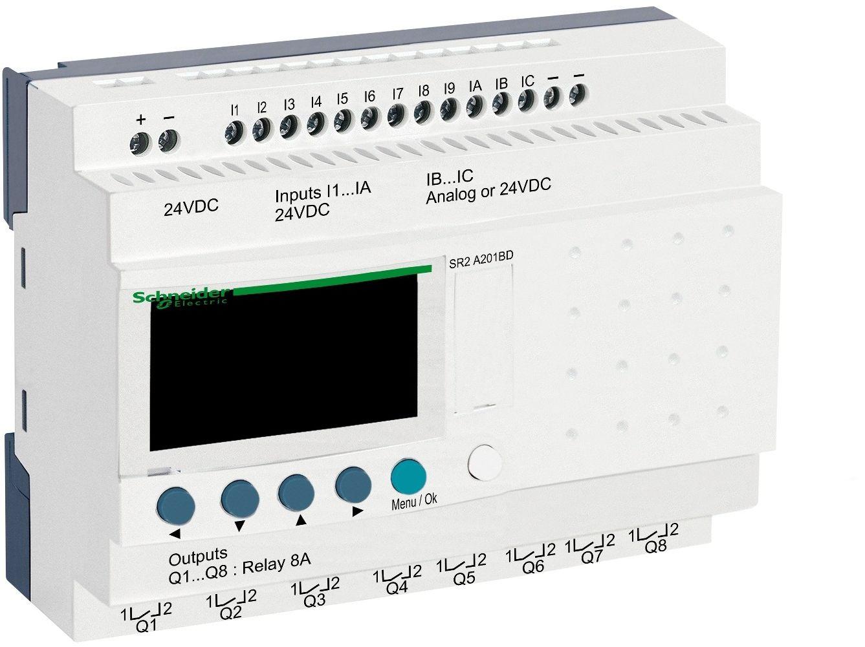 SR2A201BD Przekaźnik programowalny Zelio Logic