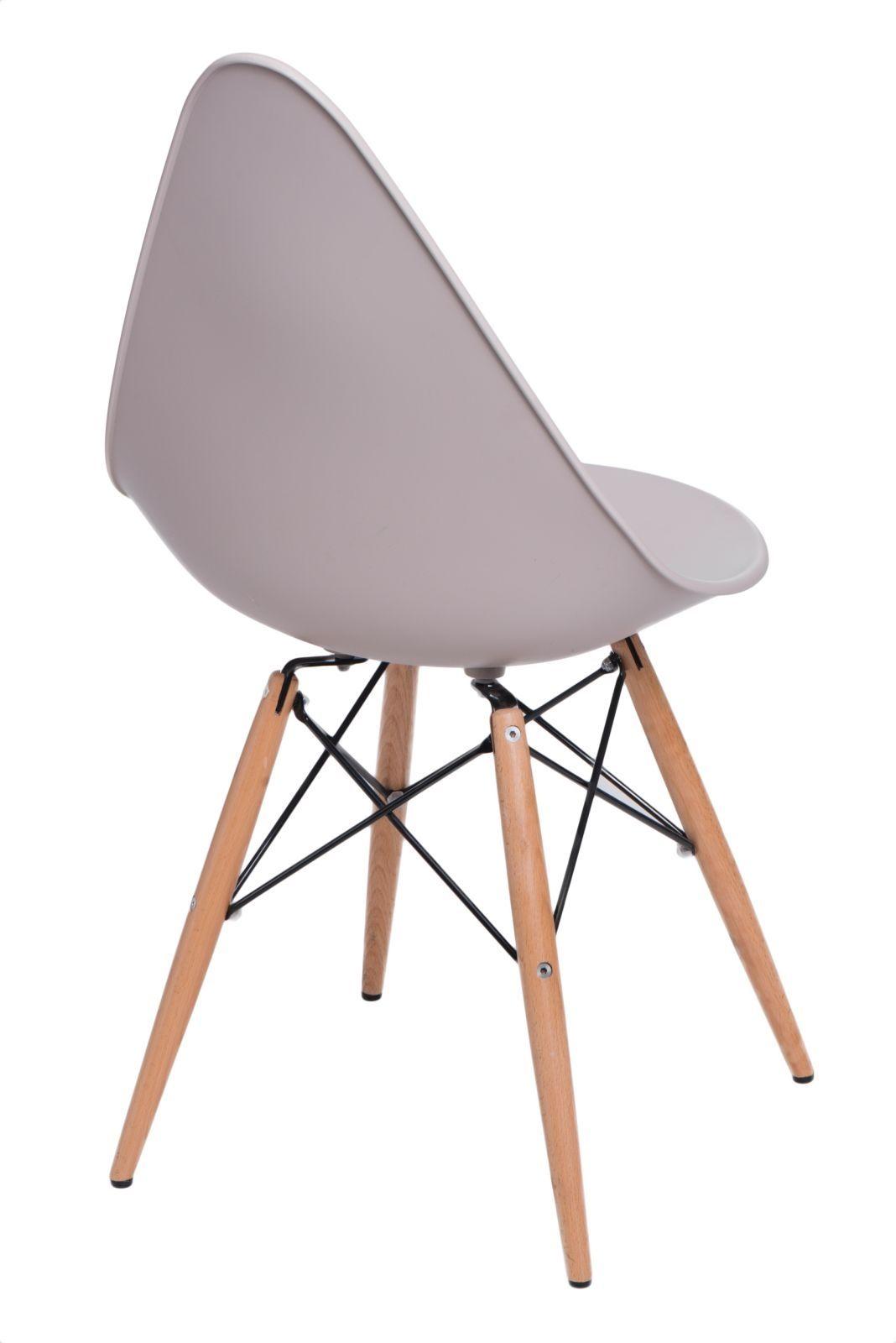D2 Krzesło Rush DSW beżowe