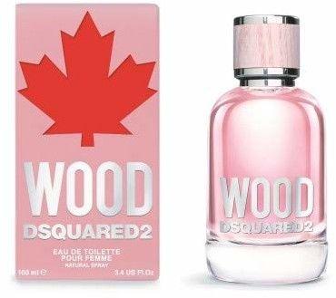 Dsquared2 Wood Pour Femme woda toaletowa dla kobiet 50 ml