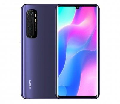 Xiaomi Mi Note 10 Lite 6/128GB NFC Nebula Purple Fioletowy