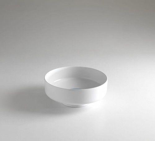 Umywalka nablatowa SAV 40 cm ,BLEU PROVENCE